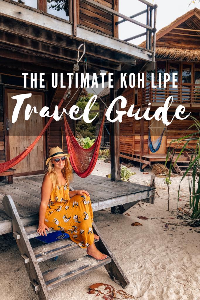 Koh Life Travel Guide