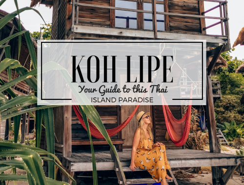 Koh Lipe Ultimate Guide