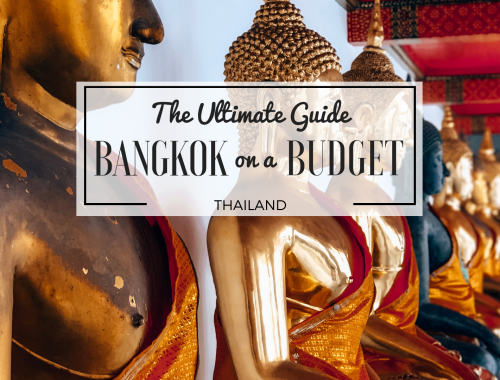 Bangkok on a Budget Blog Post