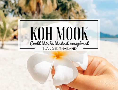 Koh Mook Blog Post