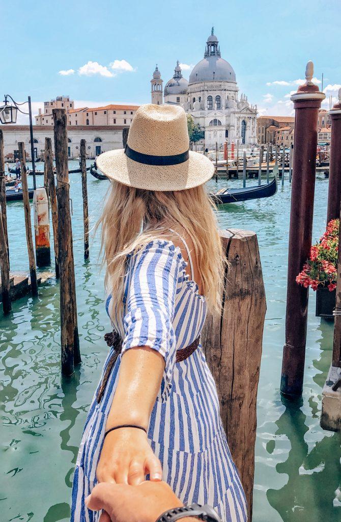 Follow me to Venice
