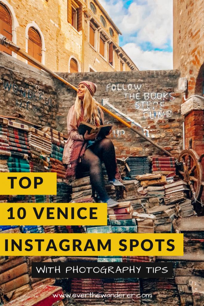 TOP 10 VENICE INSTAGRAM SPOTS