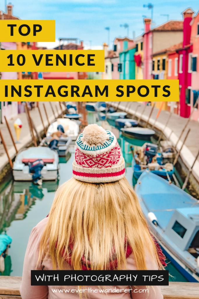 top 10 venice italy instagram spots