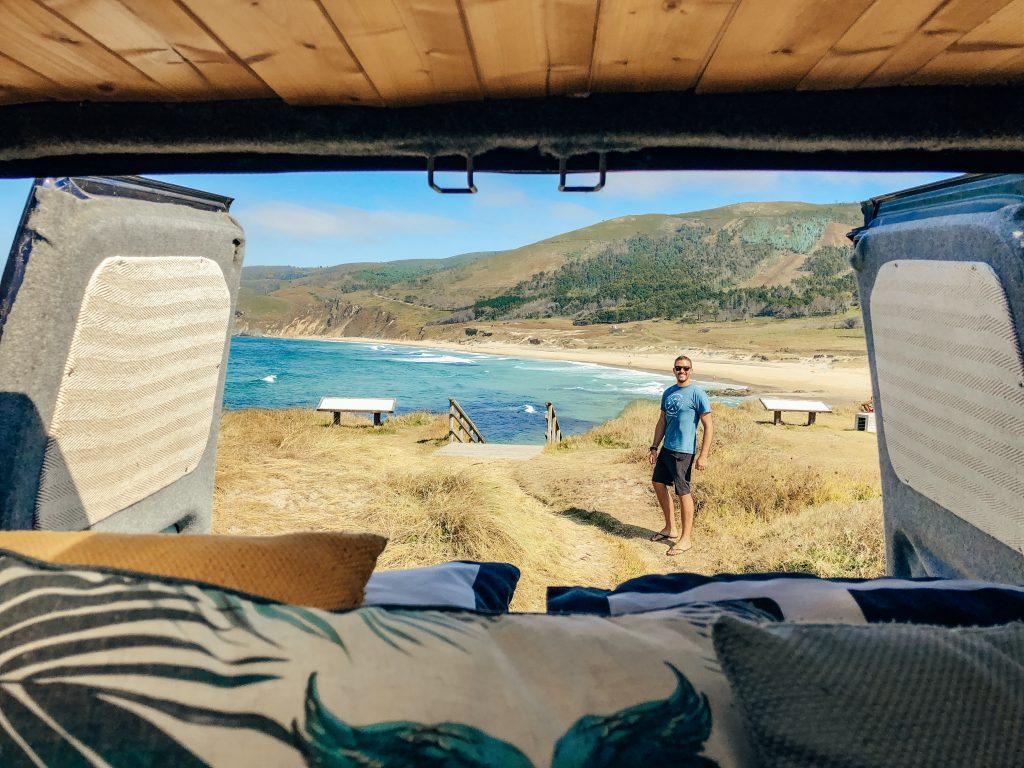 Ferrol free camping