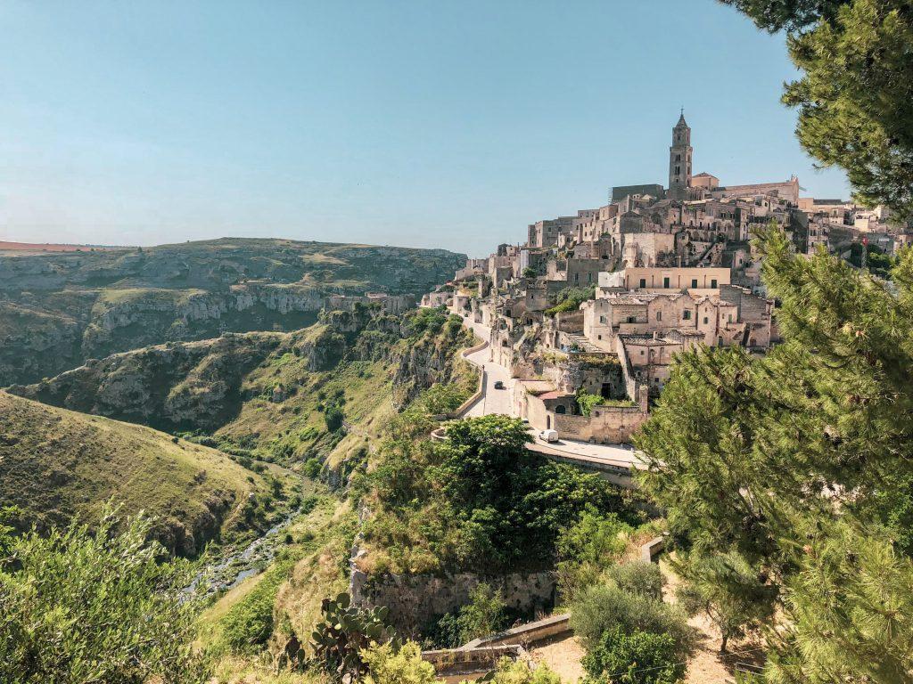 Matera Italy Itinerary