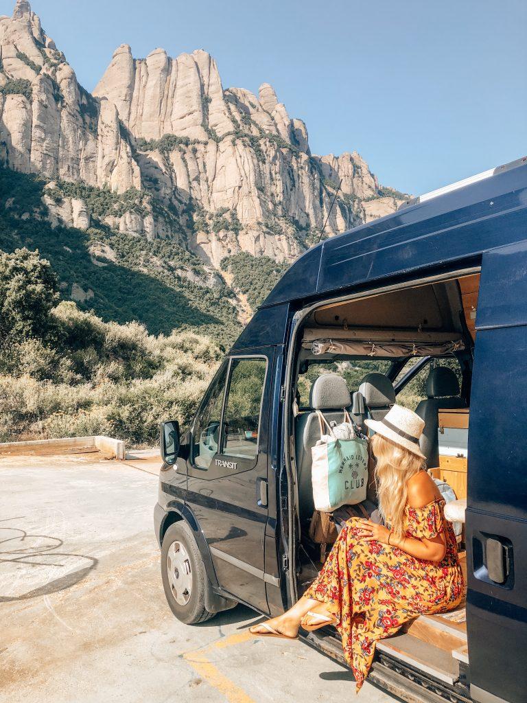 Montserrat Free Camping Spot