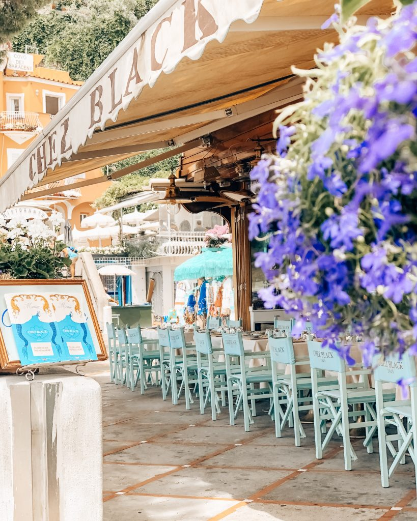 Positano Restaurants