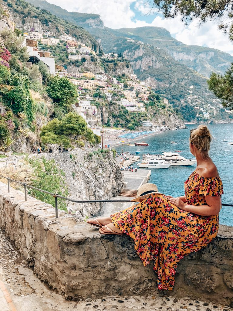 the best Positano Viewpoint