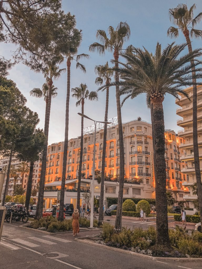 Cannes Southern France