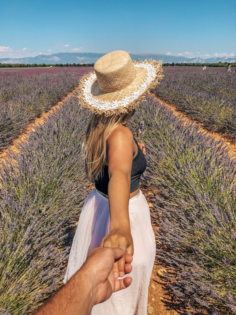 Follow me to Valensole