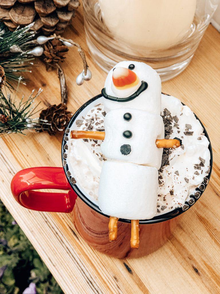 Four Seasons Whistler Snowman