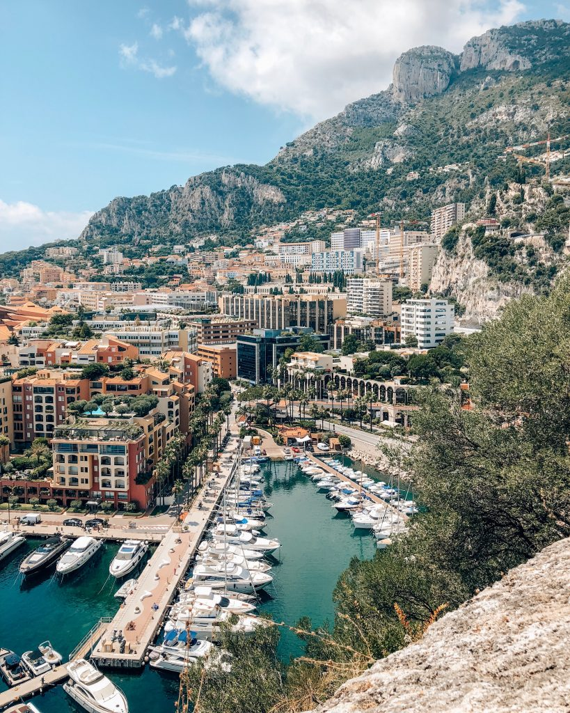 Monaco Souther France Road Trip Itinerary