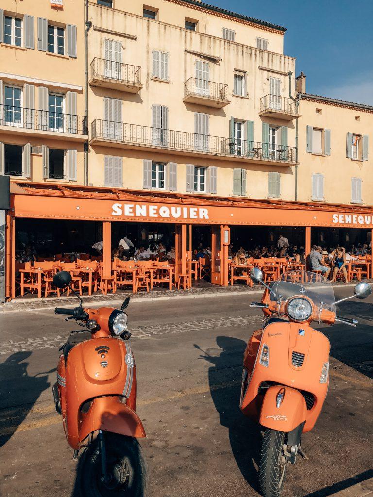 Saint Tropez Scooters