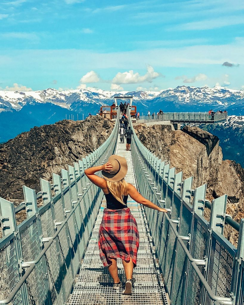 Sky Bridge Whistler