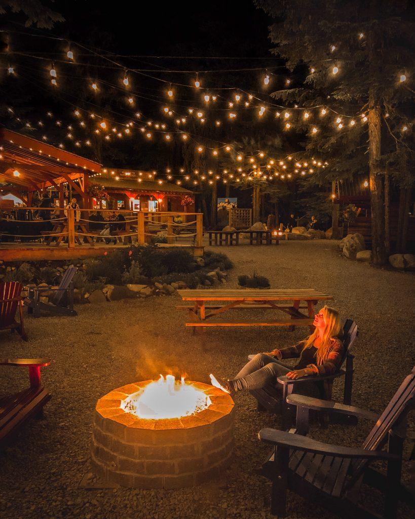 Vallea Lumina Fire Pit