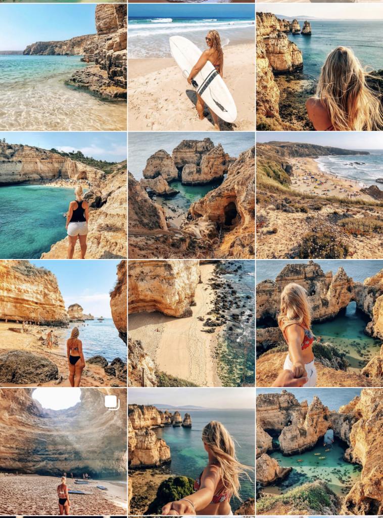 Ever the Wanderer Instagram