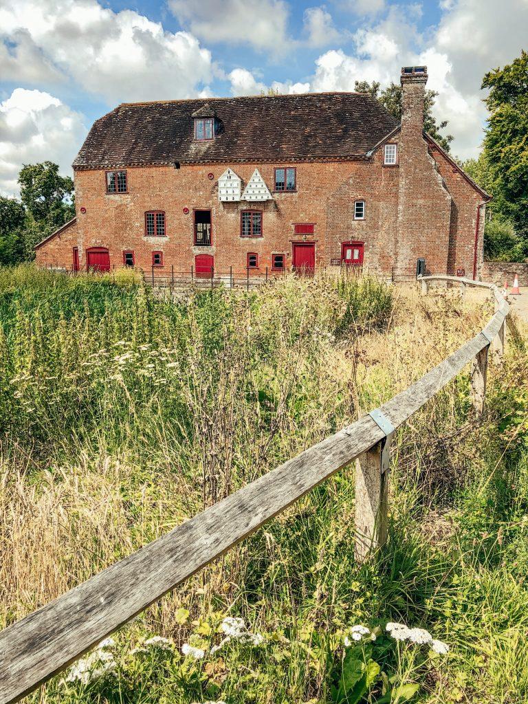 Sturminster Marshall White Mill, Dorset
