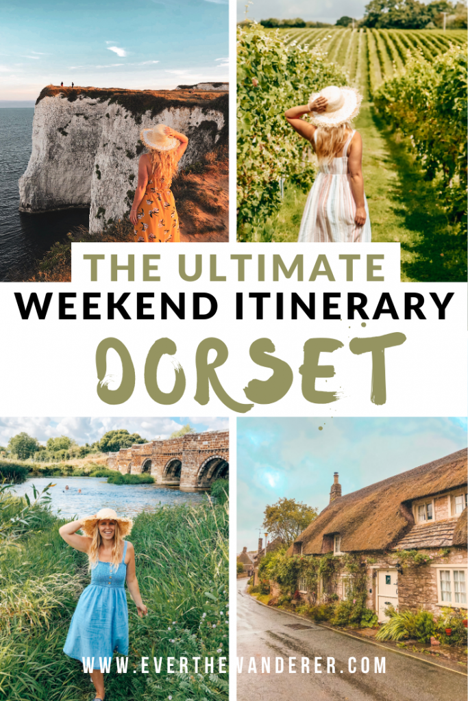 Dorset - The Ultimate Weekend Itinerary