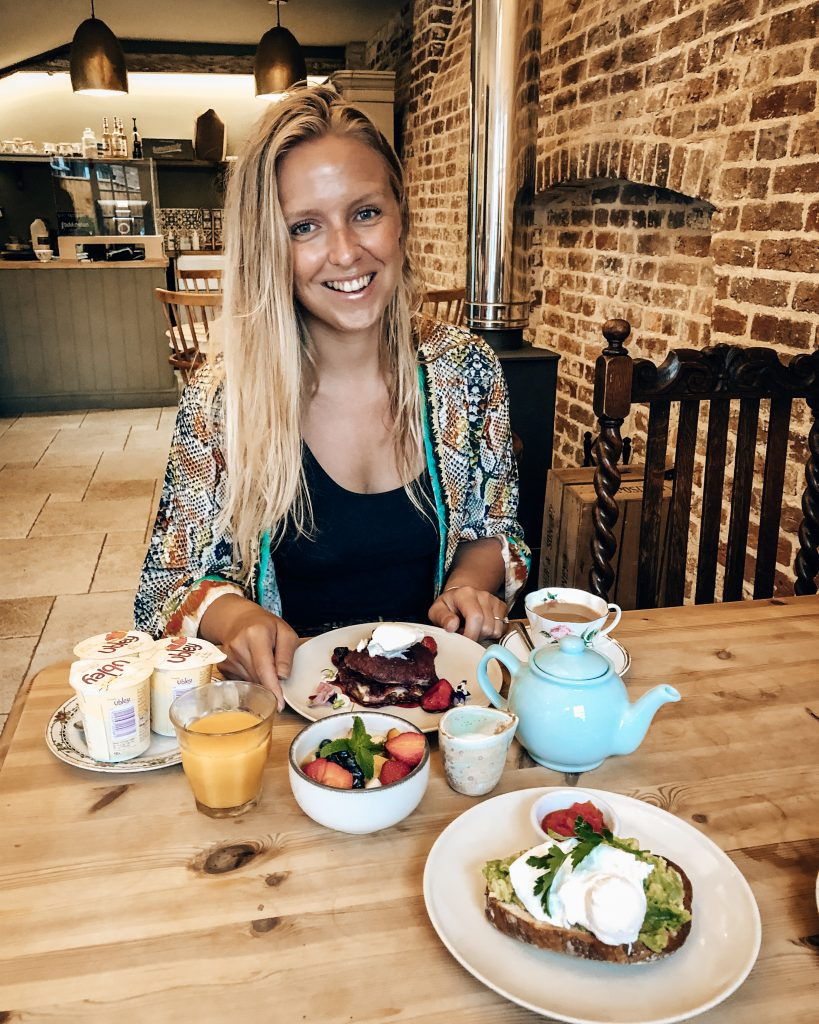 The Bear Wareham Breakfast