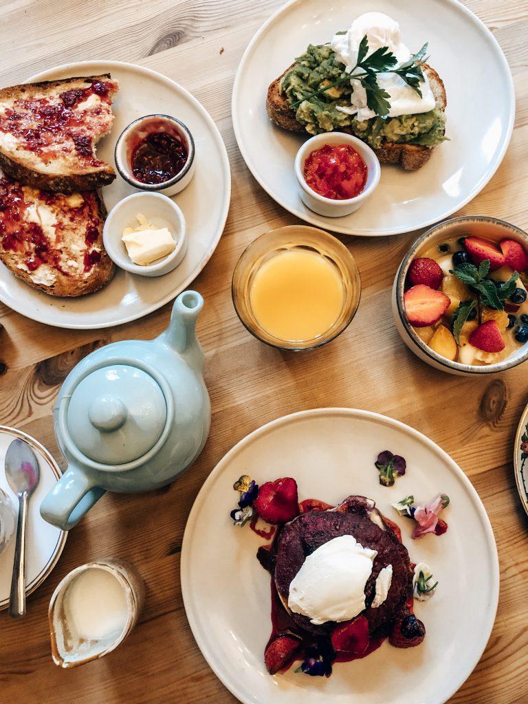 The Bear Wareham Hotel Breakfast