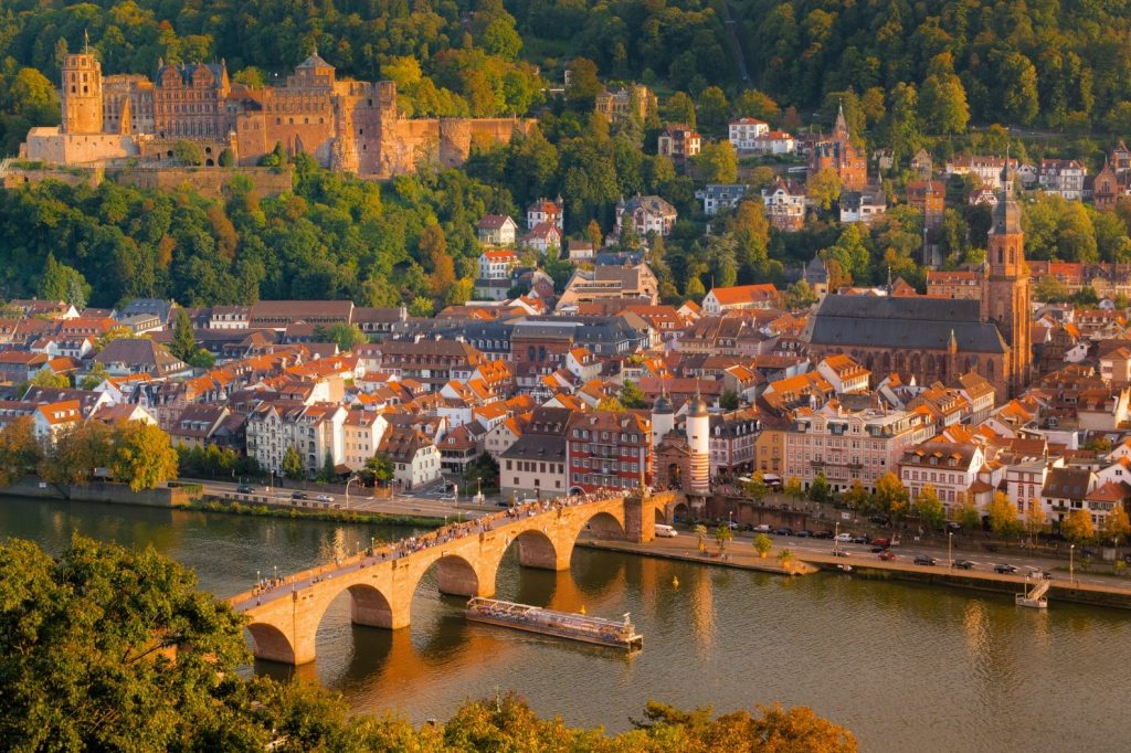 Heidelberg, The Ultimate Germany Itinerary