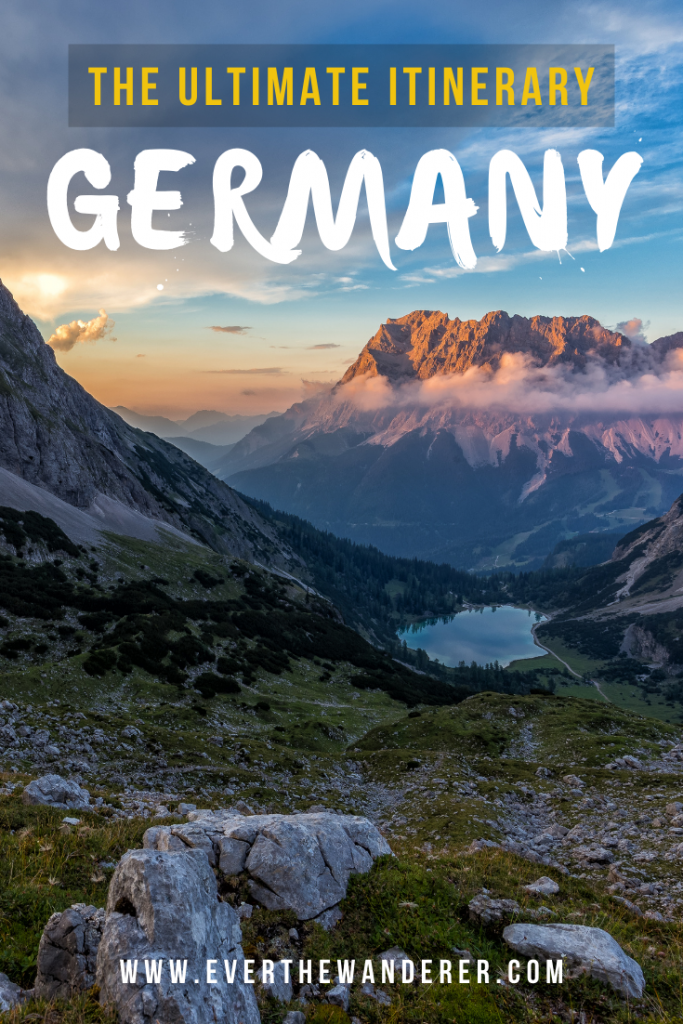 The Ultimate Germany Itinerary Blog Post