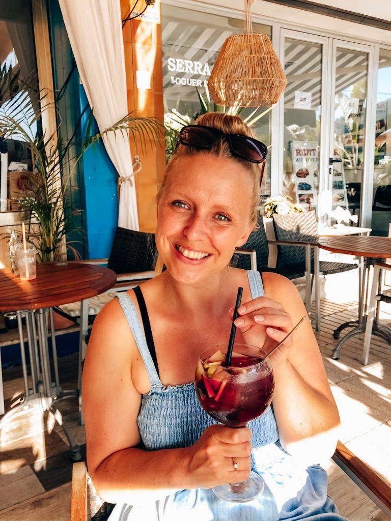 Cocktails at Ocea